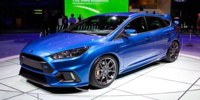 Ford'un en güçlüsü: Ford Focus RS