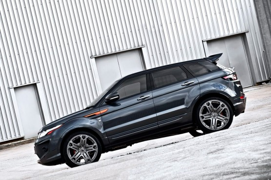 Range Rover Evoque RS250 Metallic Edition